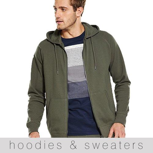 Hoodies & Sweaters