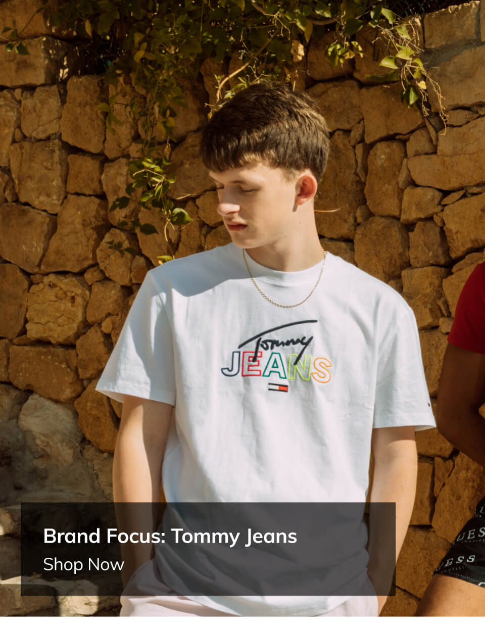 Brand Focus: Tommy Jeans