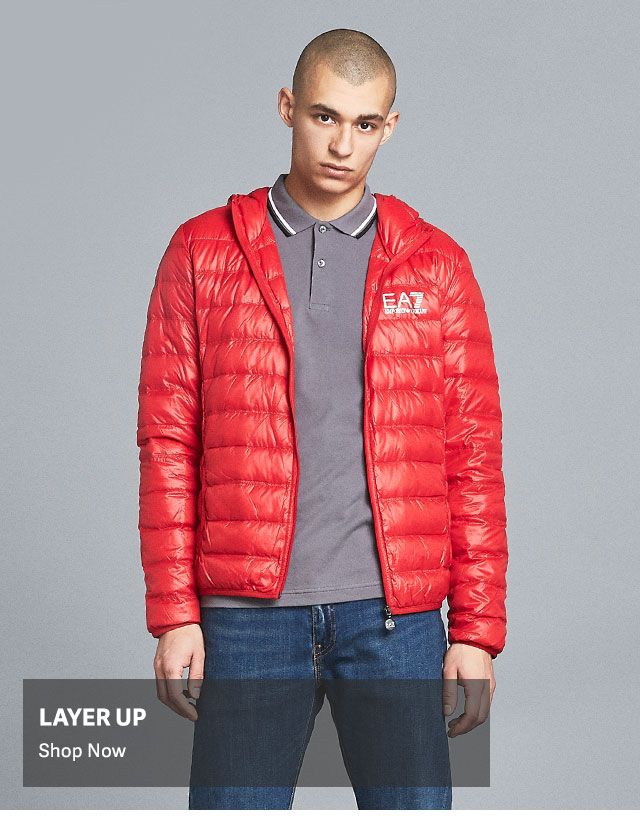 Layer up
