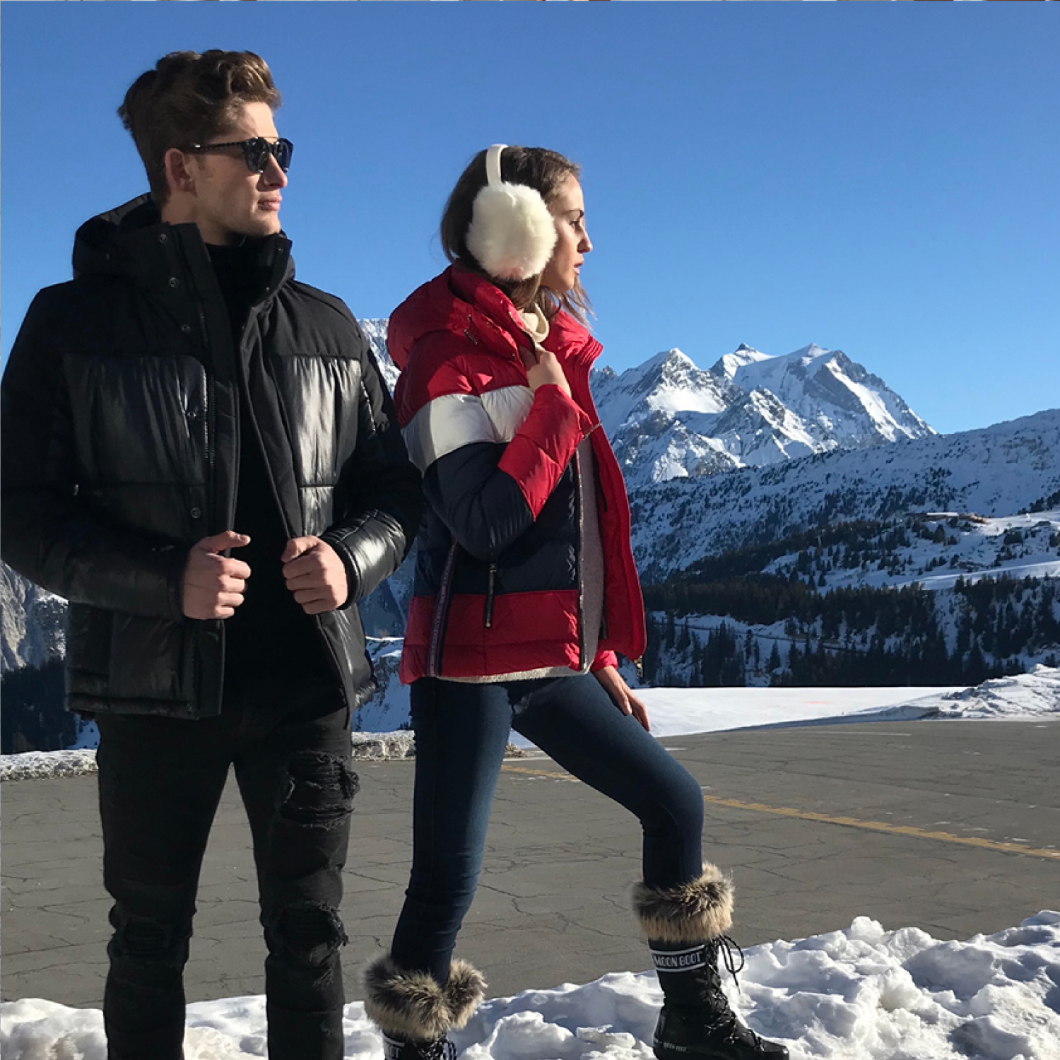 What To Wear For The Luxe Look Of Après Ski