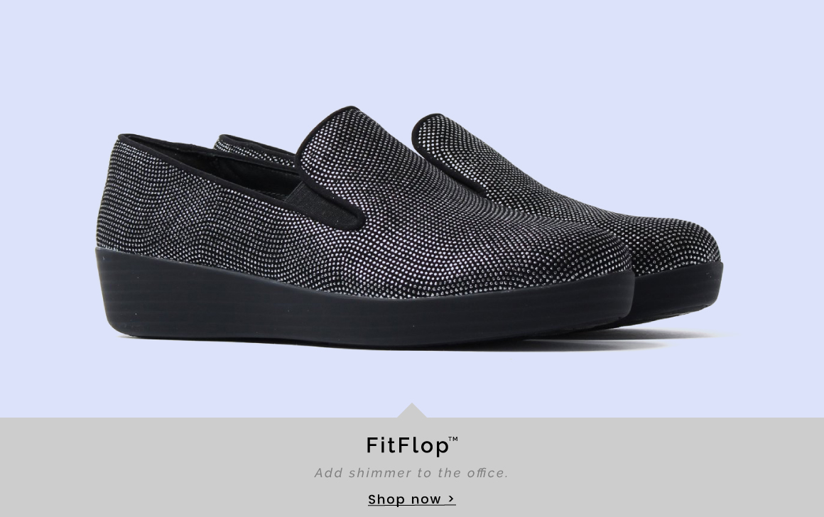 FitFlop | Add shimmer to the office - Shop now >