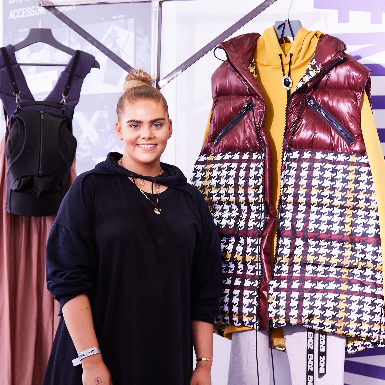 Graduate Fashion Week Interview: Georgia Rose Lyne, Nottingham Trent University