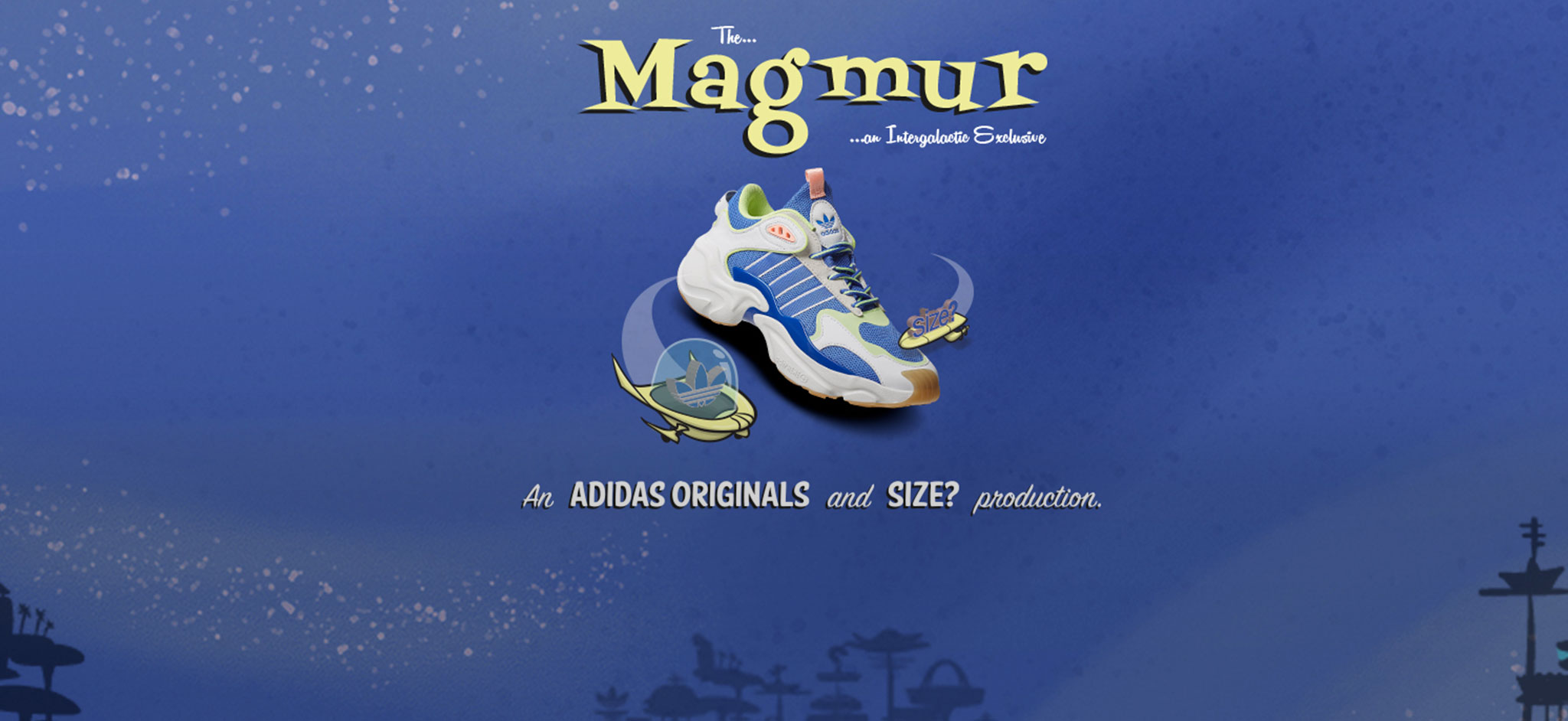 adidas Originals Magmur - Exclusivité size?