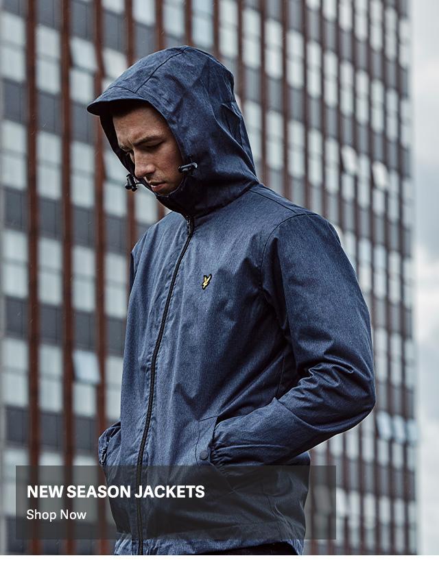 New Season Jackets