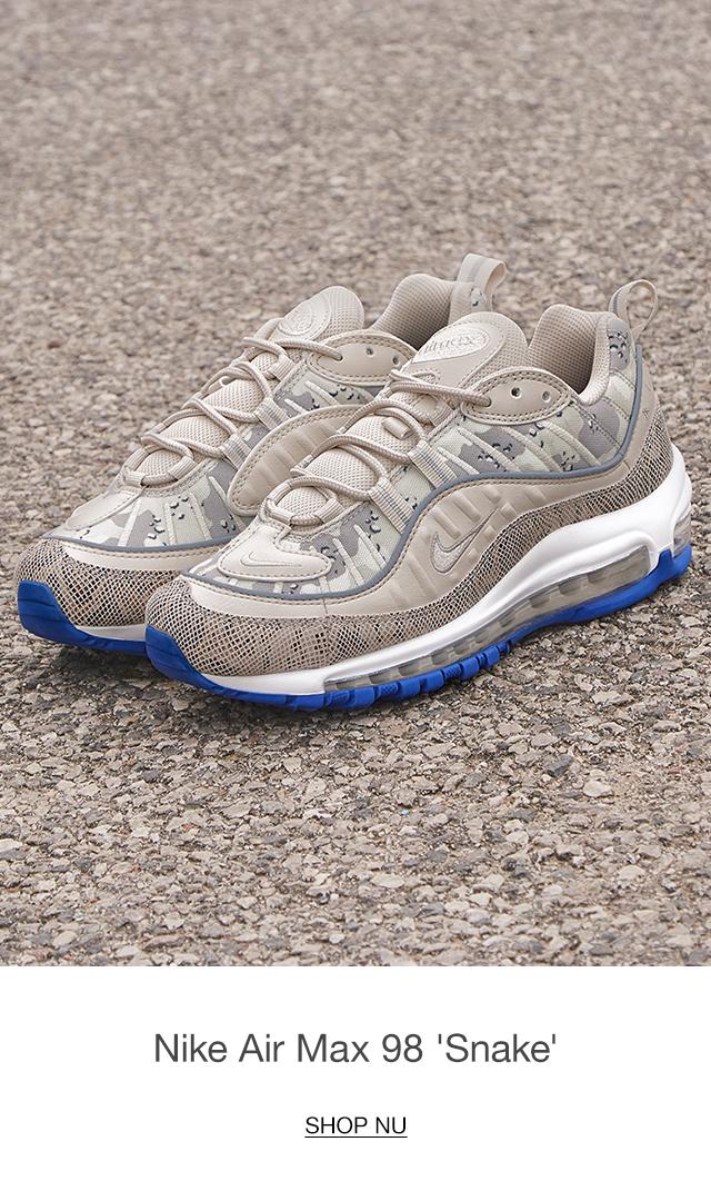 Nike Air Max 98 Snake