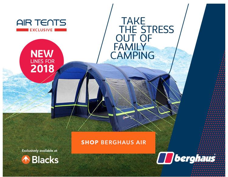 Berghaus Air Tent