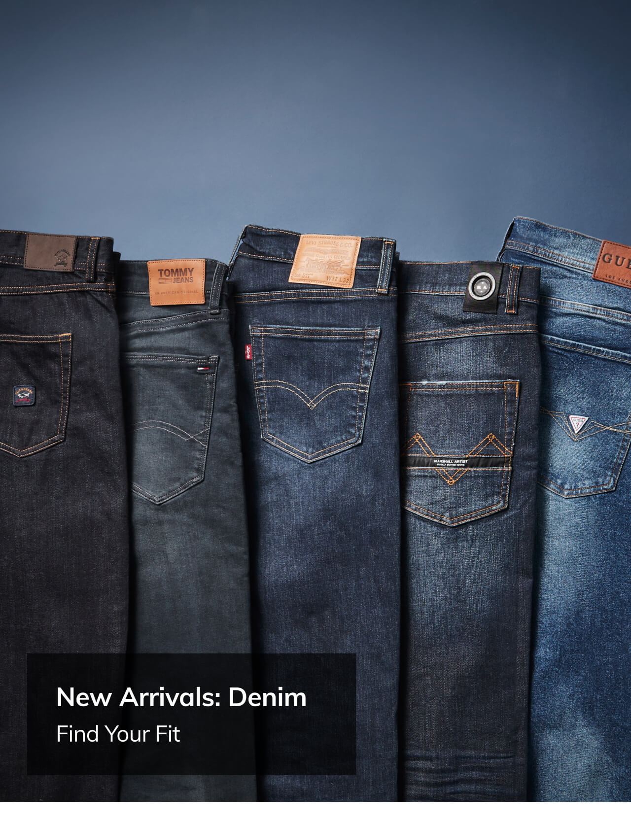 New Arrivals: Denim