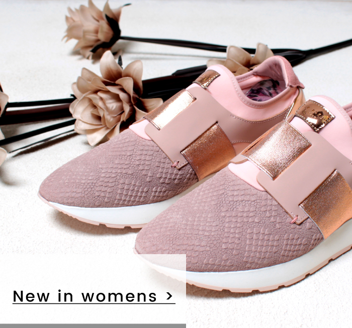New in womens >