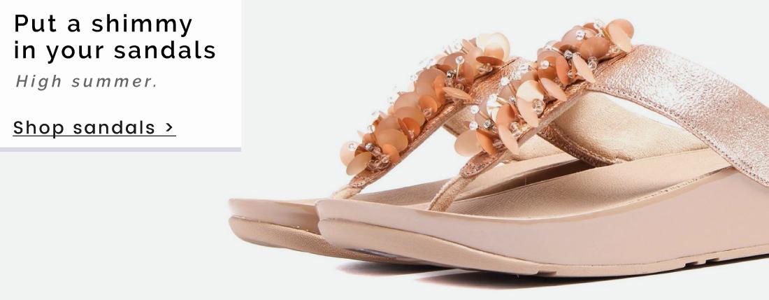 Sandals Fitflop Toms Havaianas Birkenstock Summer Footwear