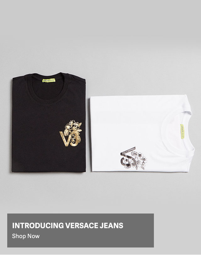 Introducing Versace Jeans
