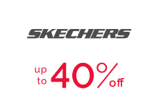 Skechers - up to 40% off