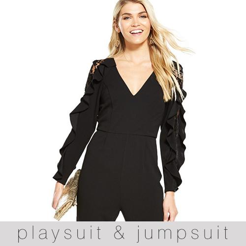 Playsuit & Jumpsuit