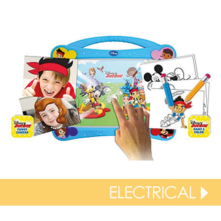 Interactive toys for everyone