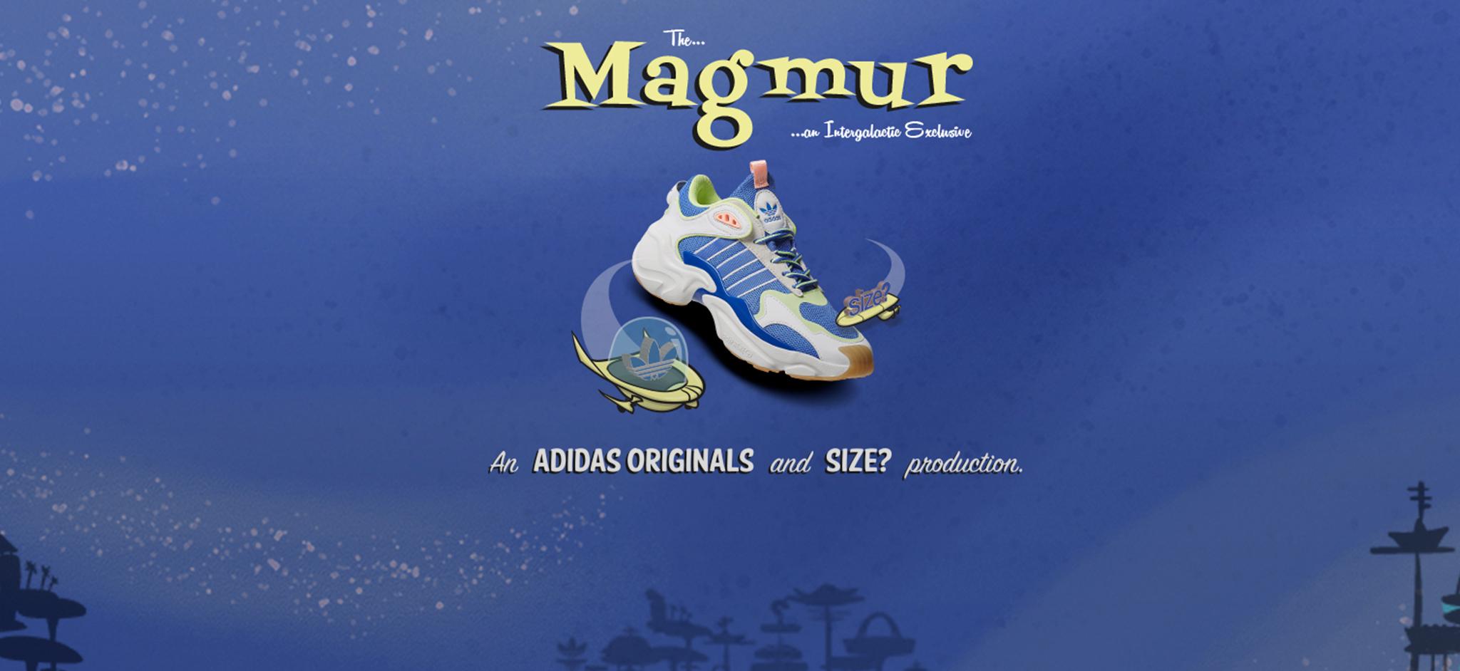 adidas Originals Magmur 'Venus' - size?exclusive