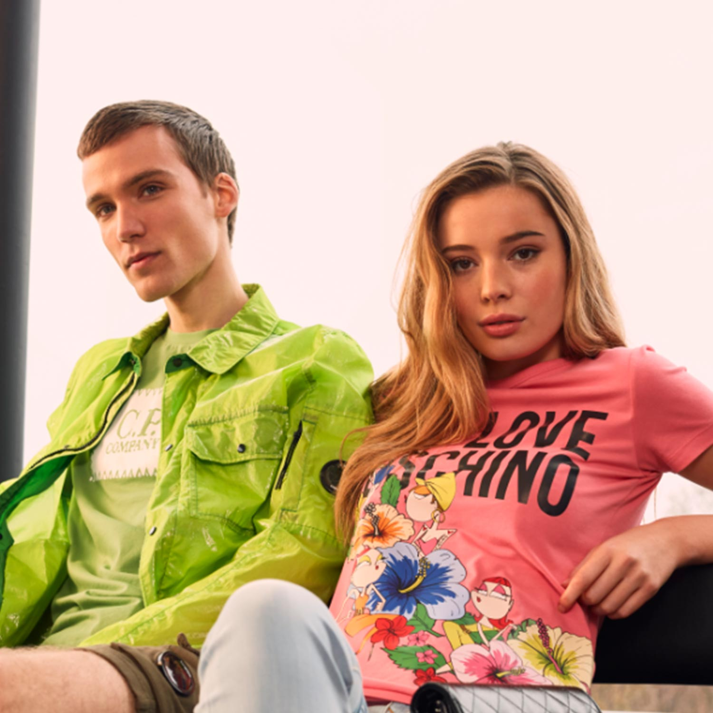 Behind the scenes: a fashion shoot day at Tessuti