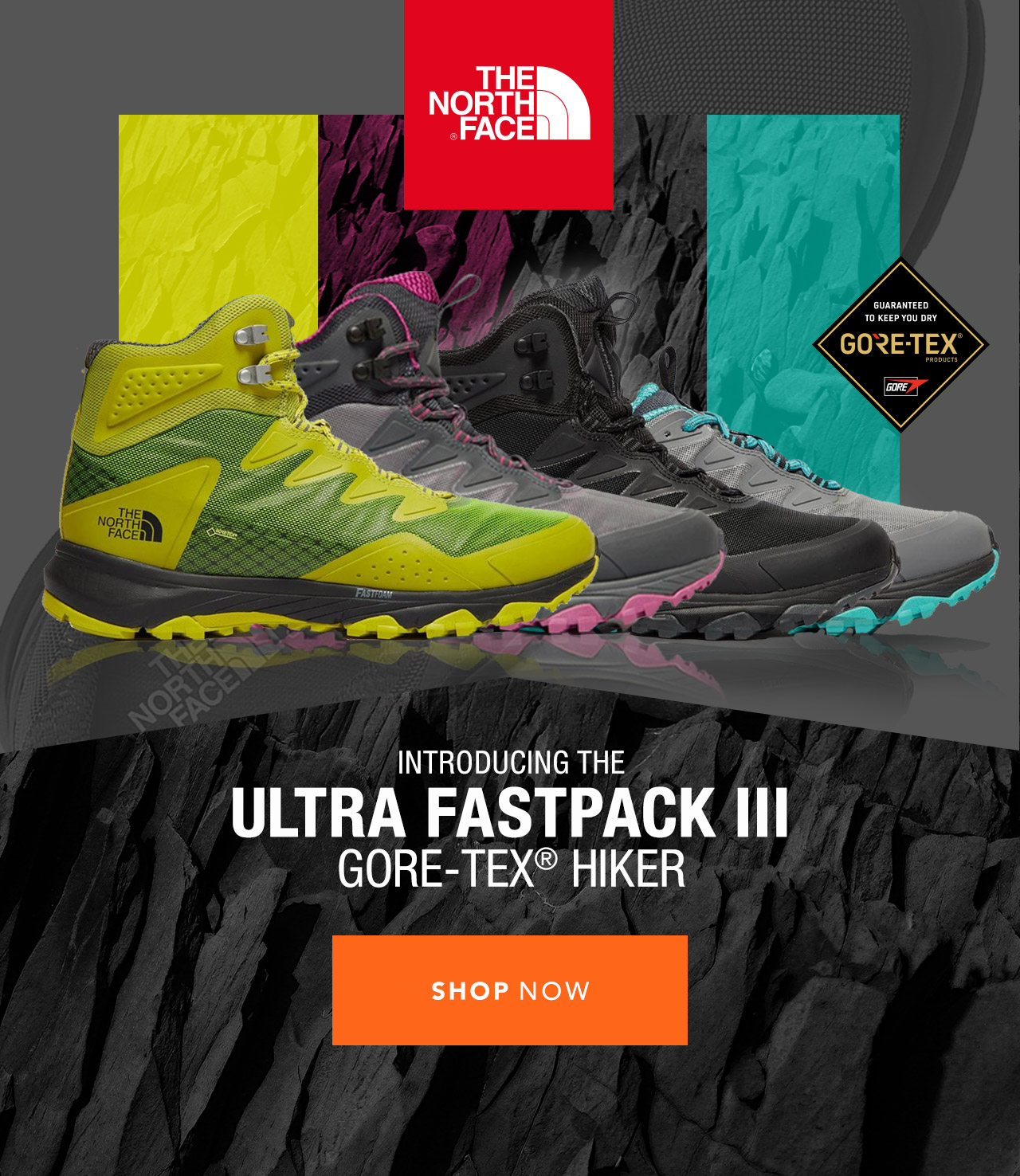 The North Face Fastpack III