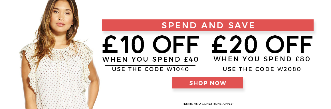 Branded fashion at discount prices!