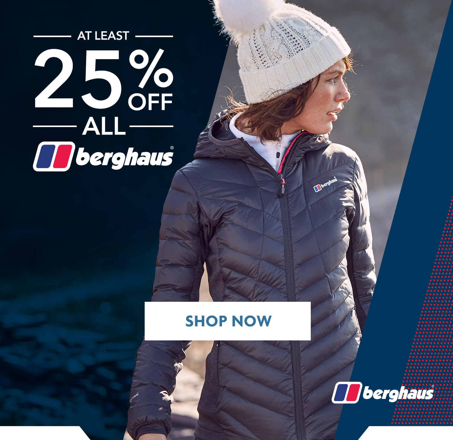 Berghaus - At Least 25% OFF